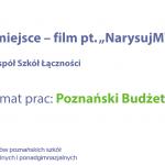 """NarysujMy Miasto"" - I miejsce w konkursie PBO"