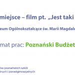 """""""Jest taki dom"""" - II miejsce w konkursie PBO"""