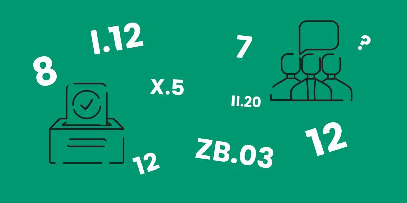 Losowanie numerów projektów