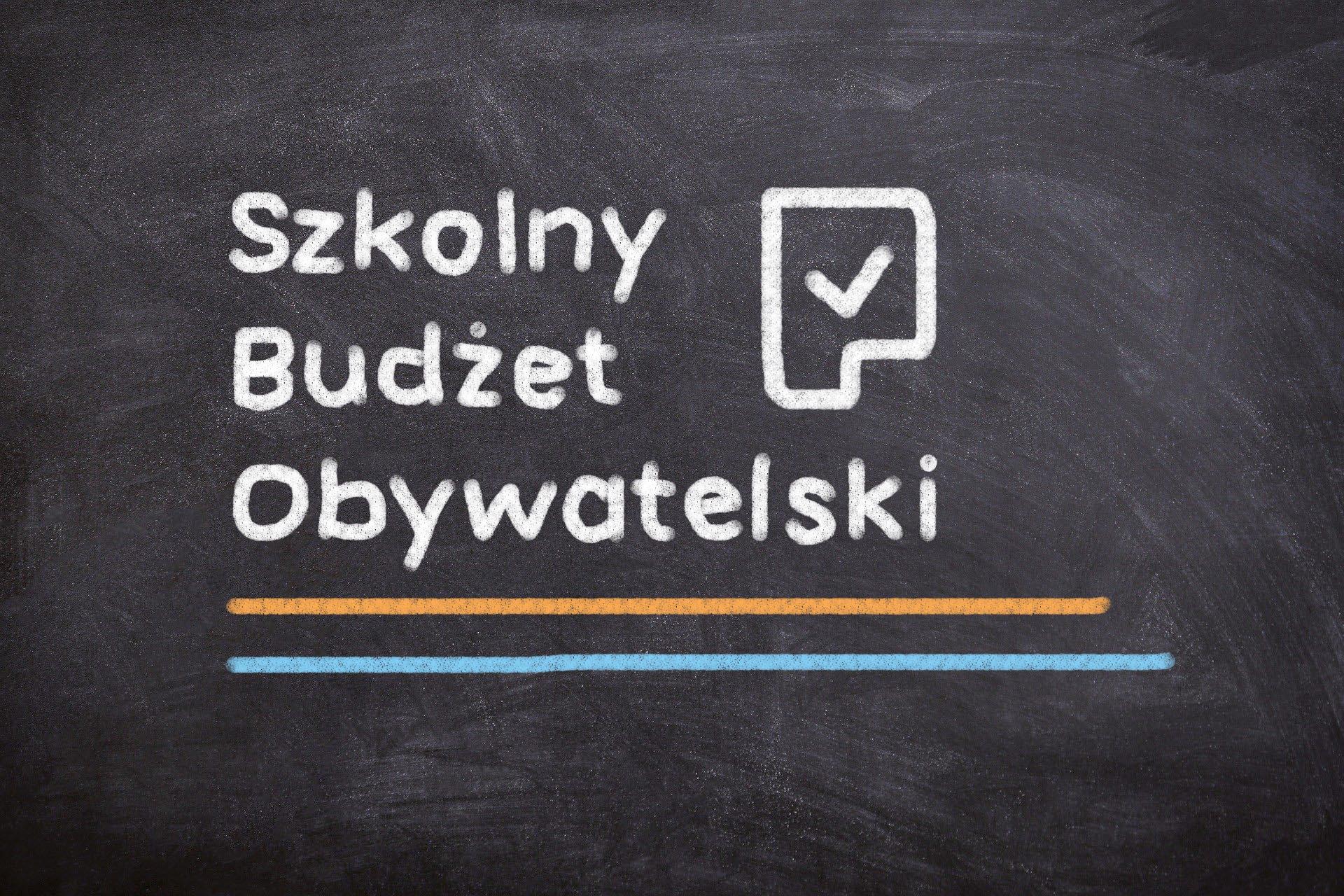 Szkolny Budżet Obywatelski – wybrano najlepsze projekty!