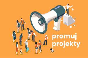Pobierz grafiki i promuj swój projekt